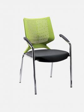 Nazari accent chairs Winner II model2 268x358 - صندلی راحتی اداری تک نفره نظری مدل وینر