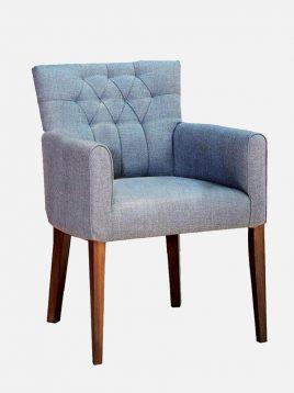 Nazari accent chairs with Handle lamse Model1 268x358 - مبل دسته دار نظری مدل لمسه