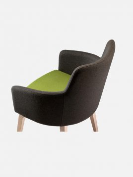 صندلی دسته دار میلانو نظری
