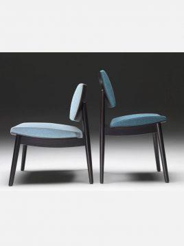 Nazari short base slim chair2 268x358 - مبل بدون دسته نظری مدل اسلیم
