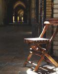 صندلی چوبی تاشو مدل نوژن