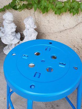 چهارپایه فلزی نهالسان مدل پلیکان ارتفاع ۶۰ سانتیمتر
