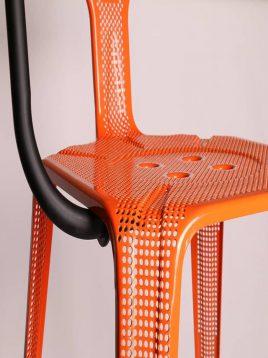 nahalsan steel modern bita bar chair 2 268x358 - صندلی فلزی اپن دسته دار مدل بیتا