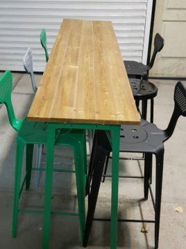صندلی فلزی اپن نهالسان مدل بیتا بدون دسته