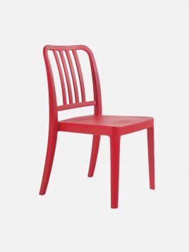 nazari accent chair Varia model2 268x358 - صندلی رستوران پلاستیکی تک نفره صنایع نظری مدل واریا