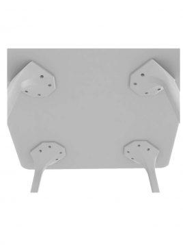 nazari kitchen dining tables Maya model2 268x358 - میز مربعی صنایع نظری مدل مایا
