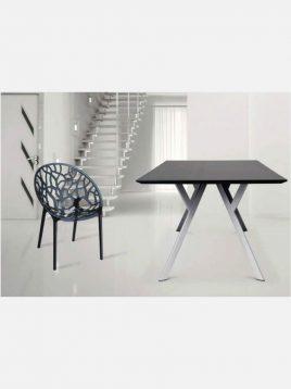 nazari kitchen dining tables Tick Table model2 268x358 - میز صنایع نظری مدل مربعی مدل تیک