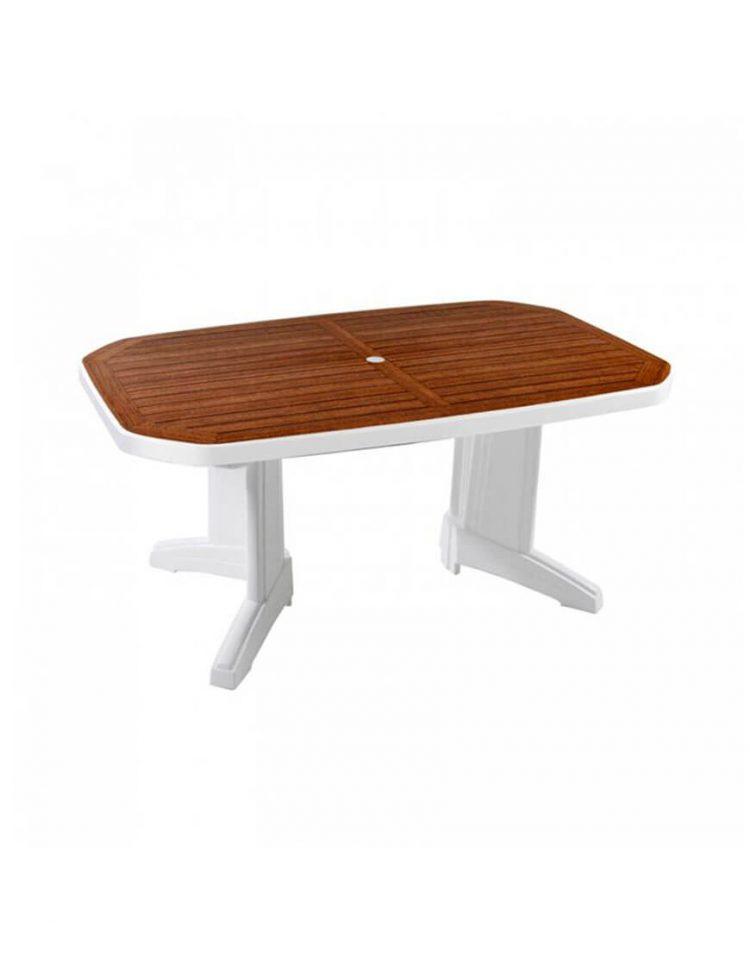 میز بیضی صنایع نظری مدل ۹۱۳ دکوراتیو