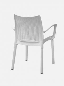 nazari outdoor club chairs bambo model2 268x358 - صندلی حصیری صنایع نظری مدل یامبو