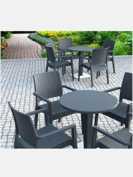 nazari outdoor patio furniture Ibiza model2 268x358 - صندلی باغی صنایع نظری مدل ایبیزا