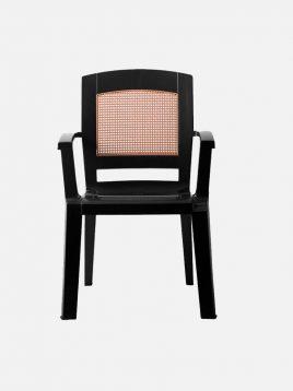 nazari outdoor patio furniture Prestige model2 268x358 - صندلی باغی صنایع نظری مدل پرستیژ