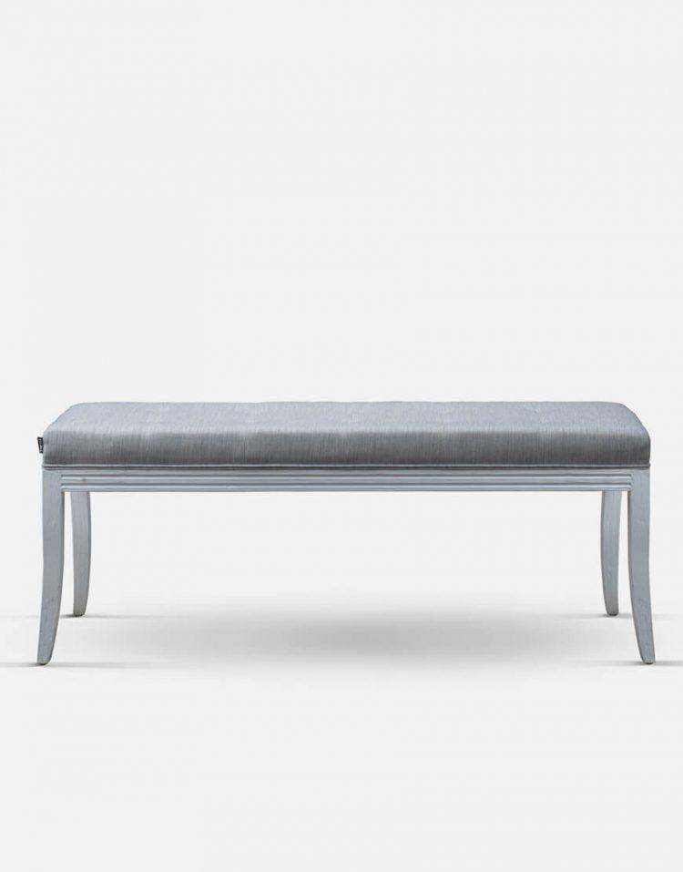 صندلی بنچ چوب راش تولیکا مدل لاریسا