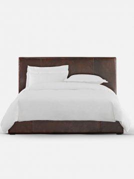 tolica modern bed with beech wood model toya 2 268x358 - تخت تولیکا چوب کاج و راش مدل تویا