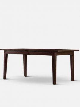 میز ناهارخوری ساده چوبی تولیکا مدل تویا