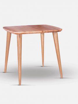 میز کنار مبلی ساده چوبی تولیکا مدل کیا