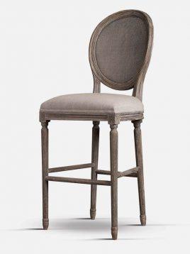 صندلی اپن پایه چوبی تولیکا مدل النا