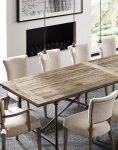 صندلی ناهار خوری پایه چوبی تولیکا مدل ورتا