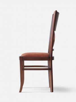 صندلی ناهار خوری فریم چوبی تولیکا مدل آبتین