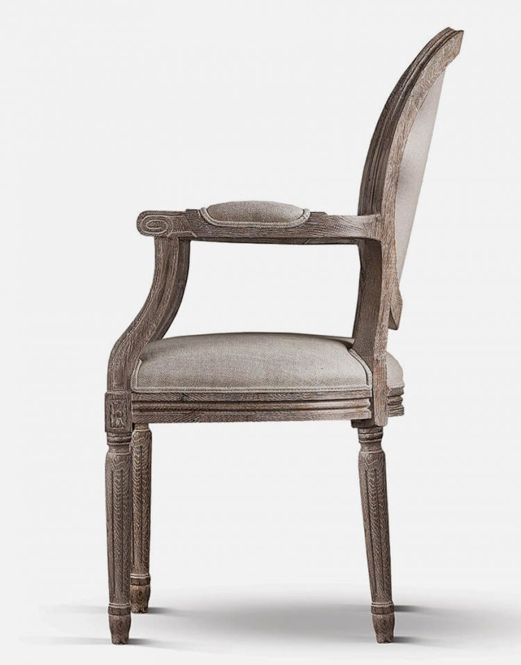 صندلی ناهارخوری پایه چوبی تولیکا مدل النا