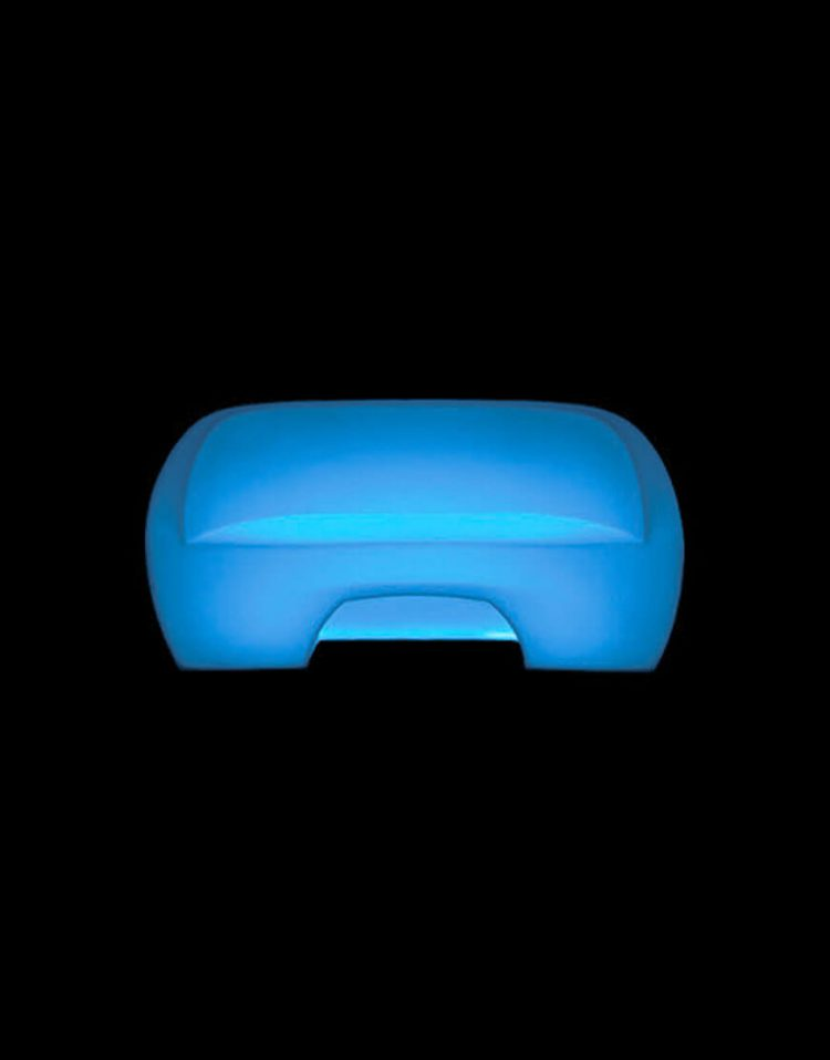 مبل نورانی دونفره آذین پلی نور مدل A