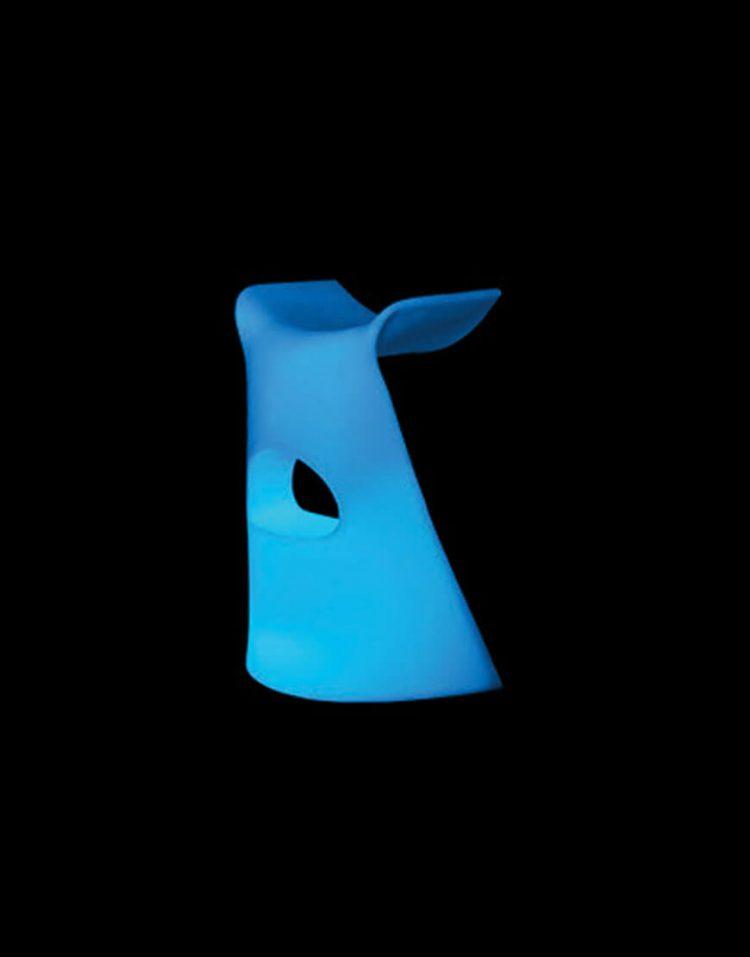 صندلی کانتر نورانی آذین پلی نور مدل خرگوشی