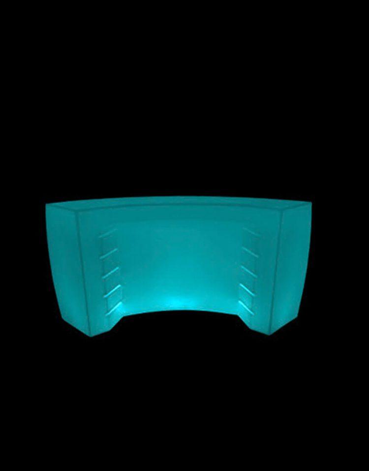 میزبار نورانی آذین پلی نور مدل چند تکه بزرگ