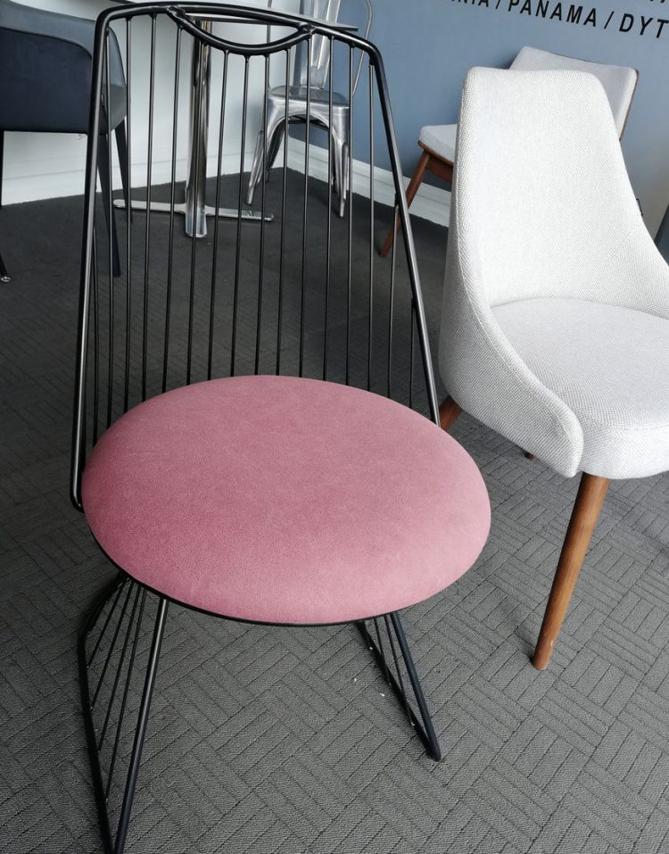 صندلی بدون دسته نظری مدل لرد