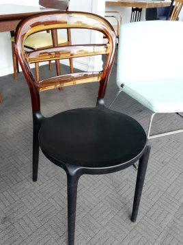 nazari accent chair miss bibi model10 268x358 - صندلی های پلی کربنات صنایع نظری مدل میس بی بی