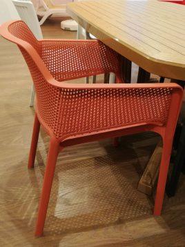 nazari accent chair net model11 268x358 - صندلی تک نفره صنایع نظری مدل نت