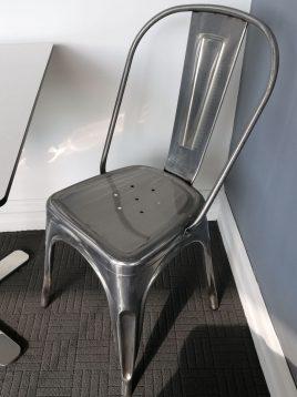صندلی تولیکس فلزی