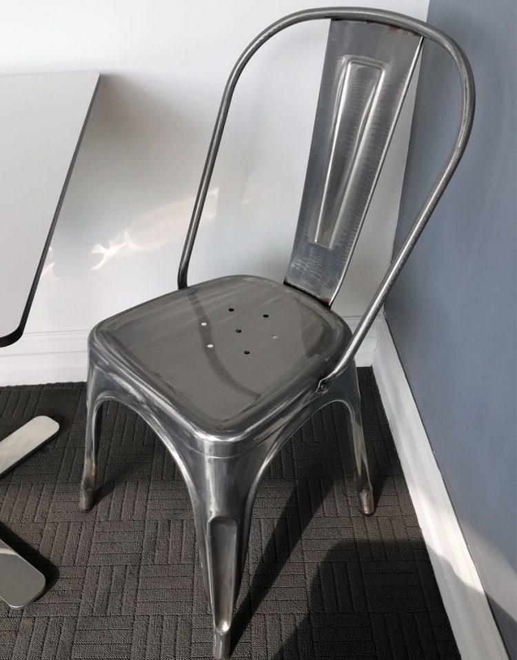 صندلی تولیکس نظری بدون دسته
