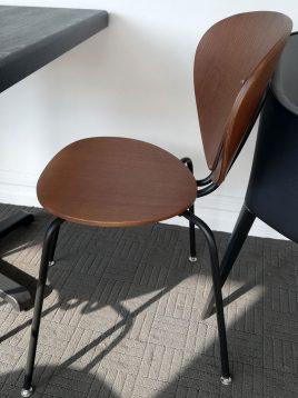 صندلی چوبی صنایع نظری مدل لانژ
