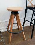 صندلی کانتر نظری  مدل رستیک