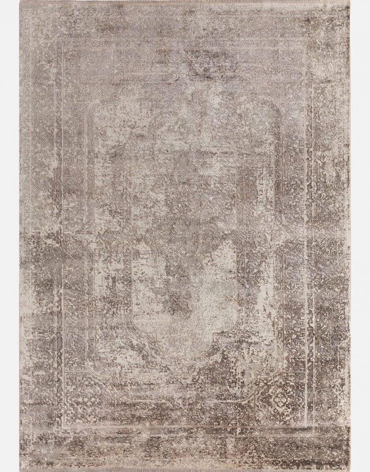 فرش مدرن مدل ماجور برنز کد ۳۲۰۴