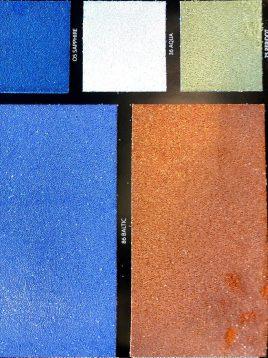 دیوارپوش خارجی تک رنگ مجستیک کد سیزده