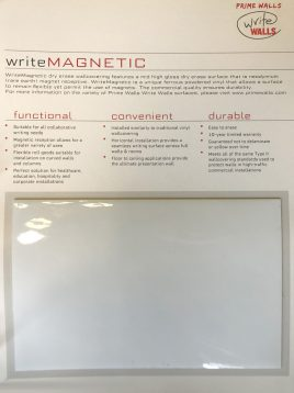 write wall white board model write magnetic 1 268x358 - هوم استایل