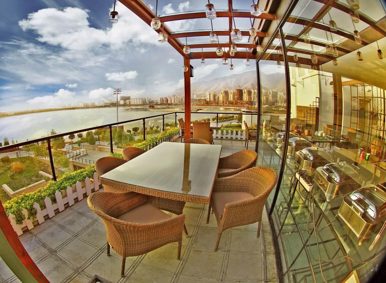 bornovi foursome set woven chair table model torino 0000 - ست میز و صندلی حصیری بورنووی مدل تورینو -  - patio-dining-furniture