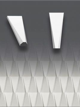 پنل دکوراتیو سه بعدی داژو مدلM16