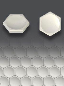 پنل دکوراتیو سه بعدی داژو مدلM20