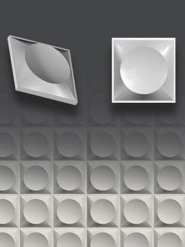 پنل دکوراتیو سه بعدی داژو مدلM9
