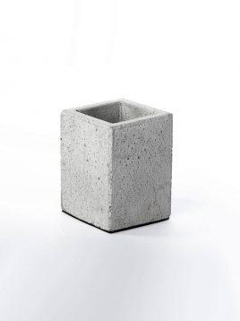 جاقلمی و گلدان سنگی بتنی دکوسیتی مدل DCO4