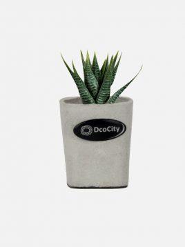 گلدان رومیزی  بتنی دکوسیتی مدل جام DCO5