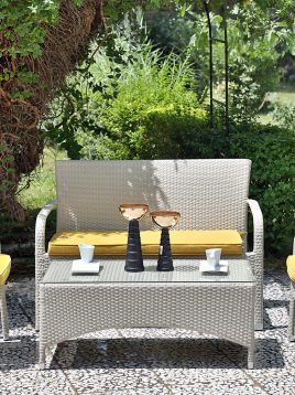 decorose patio conversation sets veronika model1 268x358 - ست نشیمن فضای باز دکورز مدل ورونیکا
