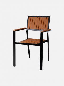 صندلی آلومینیومی تک نفره اسپوتا