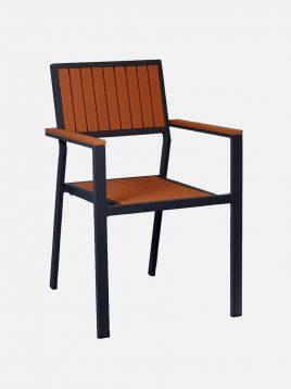 ست میز و صندلی آلمینیومی مدل اسپوتا
