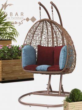 صندلی تابی کوهبر مدل ۲۲۲