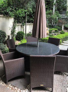 ست میز صندلی باغی کوهبر مدل ۱۰۳