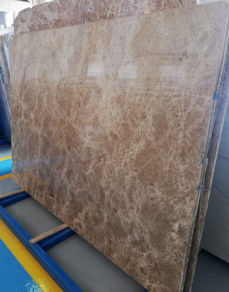 سنگ اسلب مرمریت قهوه ای امپرادور سنگ اول
