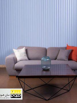 میز جلومبلی چوبی ۹۰در۹۰ سان هوم کد W9090