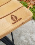 صندلی قابل تنظیم نهالسان مدل ترمو فرم نوید